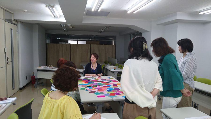 日本パーソナルカラー協会主催東京セミナー